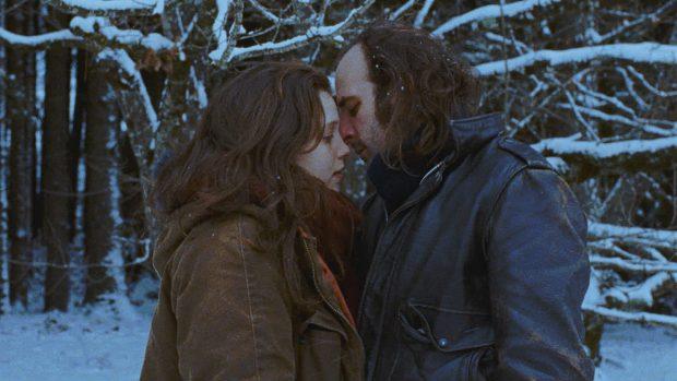 """Solène Rigot et Vincent Macaigne dans """"Tonnerre"""""""