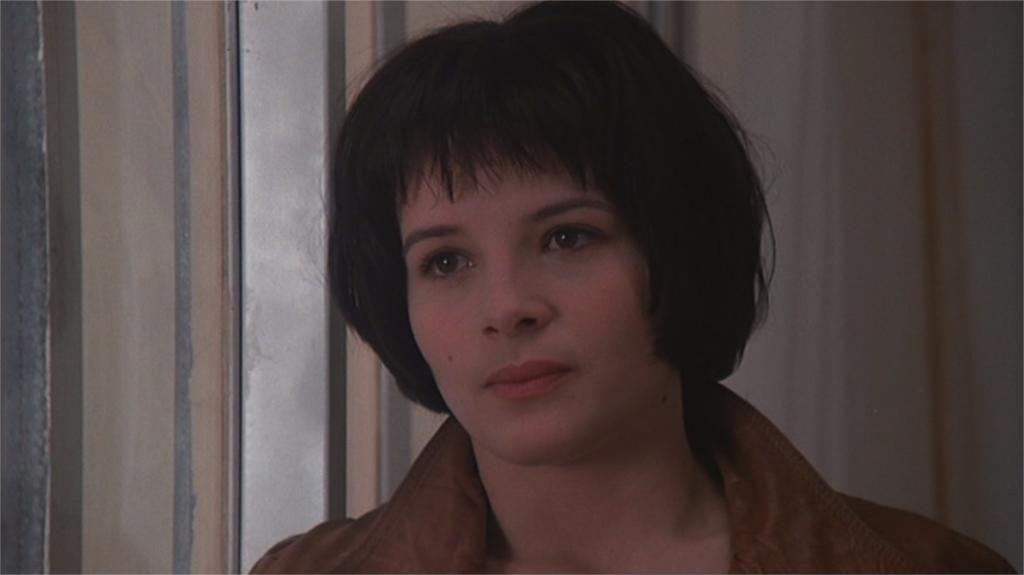 """Juliette Binoche dans """"L'Insoutenable légèreté de l'être"""""""