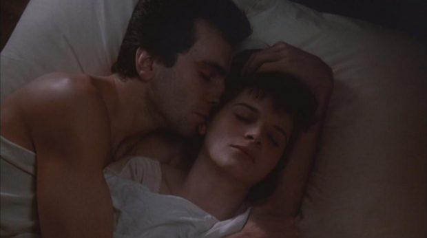 Daniel Day-Lewis et Juliette Binoche