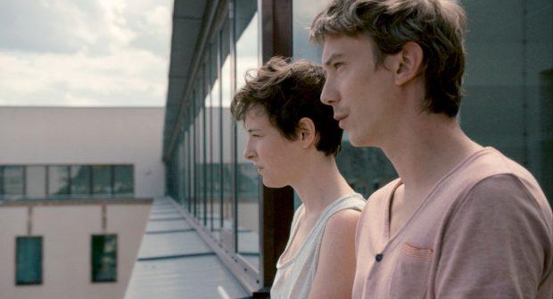 """Salomé Richard et Swann Arlaud dans """"Baden Baden"""""""