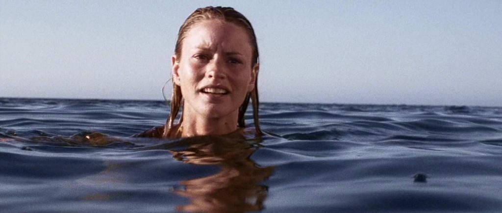 "Susan Watkins (Blanchard Ryan) dans ""Open Water"""
