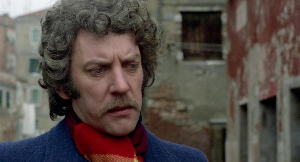 """Donald Sutherland dans """"Ne vous retournez pas"""""""