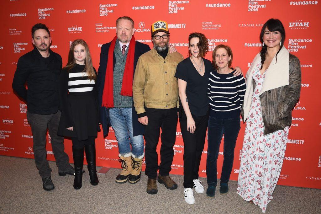 """Kristen Stewart et Kelly Reichardt au Festival de Sundance pour """"Certaines femmes"""""""