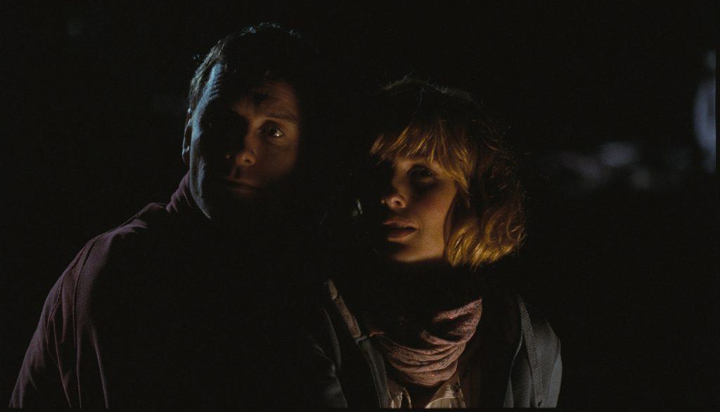 "Michael Fassbender et Kellly Reilly dans ""Eden Lake"""