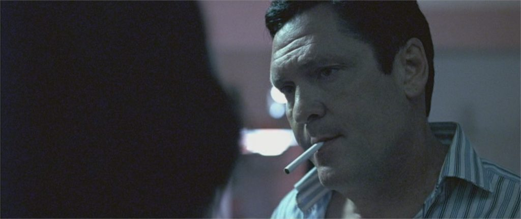 "Michael Madsen dans ""Boarding Gate"""