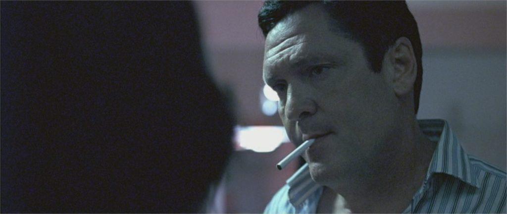 """Michael Madsen dans """"Boarding Gate"""""""