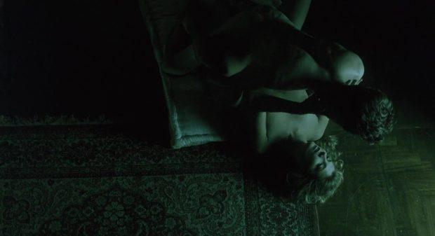 """Rupert Everett et Natasha Richardson dans """"Étrange séduction"""""""