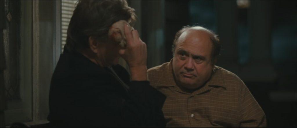 "Danny DeVito dans ""Solitary Man"""