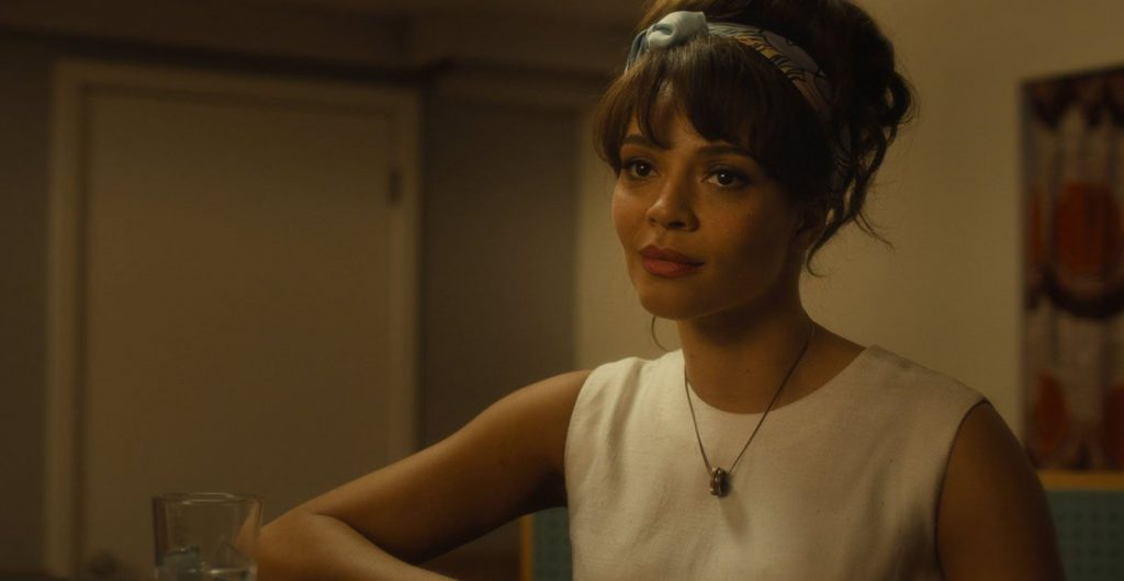 "Carmen Ejogo dans ""Born to Be Blue"""