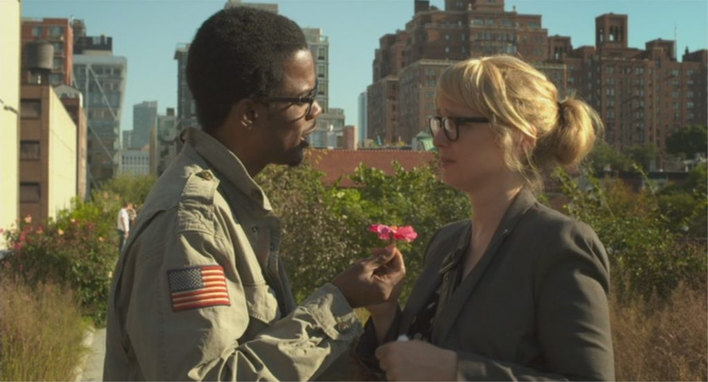 "Chris Rock et Julie Delpy dans ""Two Days in New York"""