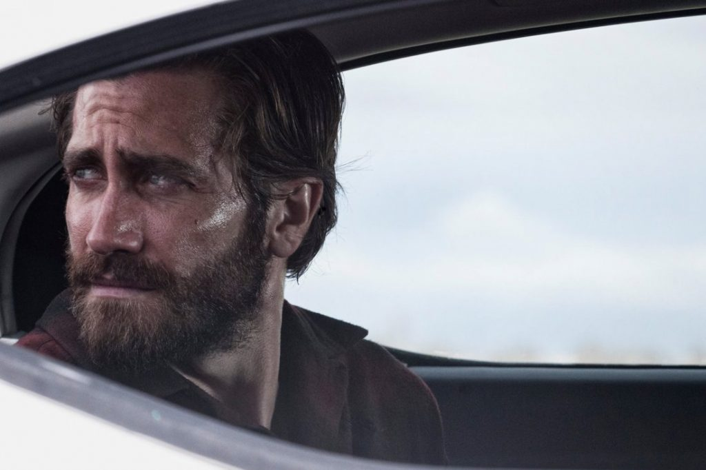 "Jake Gyllenhaal dans ""Nocturnal Animals"""