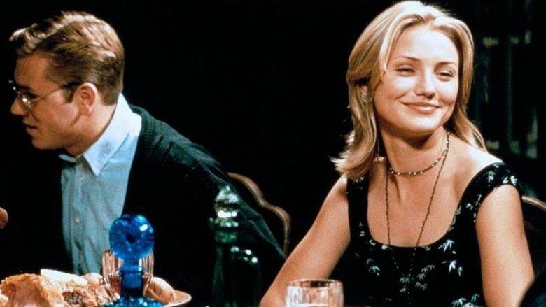 """Ron Eldard et Cameron Diaz dans """"L'Ultime souper"""""""