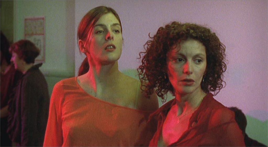 "Valerie Donzelli et Nadia Kaci dans ""7 ans"""