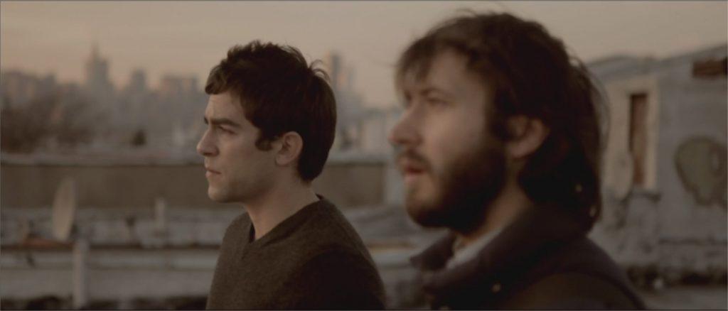"MacLeod Andrews et Evan Dumouchel dans ""They Look Like People"""