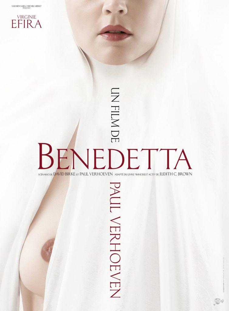 """""""Benedetta"""" de Paul Verhoeven avec Virginie Efira"""