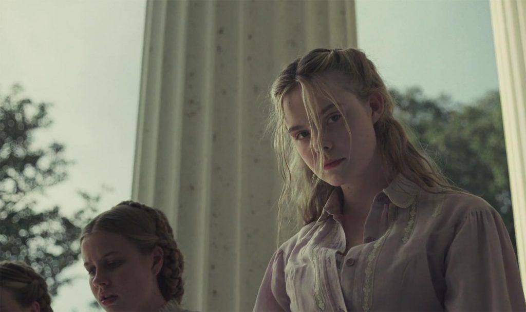 """Elle Fanning dans """"Les Proies"""" de Sofia Coppola (Cannes 2017)"""