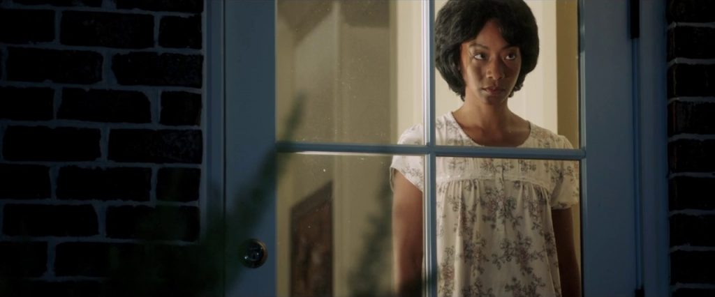 "Betty Gabriel dans ""Get Out"""