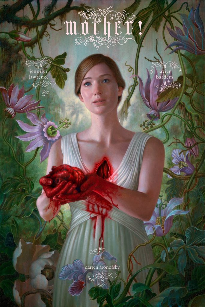 """Mother"", avec Jennifer Lawrence et Javier Bardem"