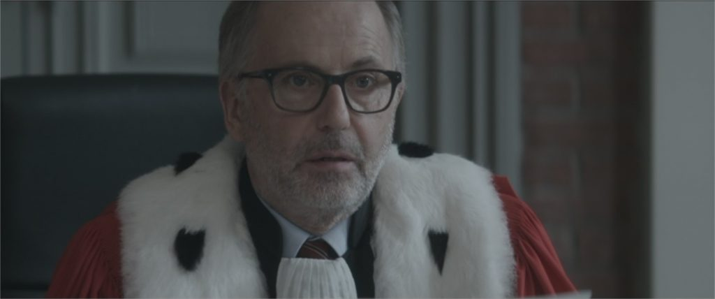 "Fabrice Luchini dans ""L'Hermine"""