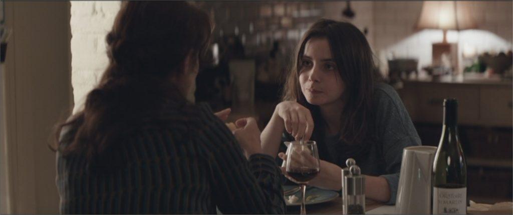 "Eva Lallier et Sidse Babett Knudsen dans ""L'Hermine"""