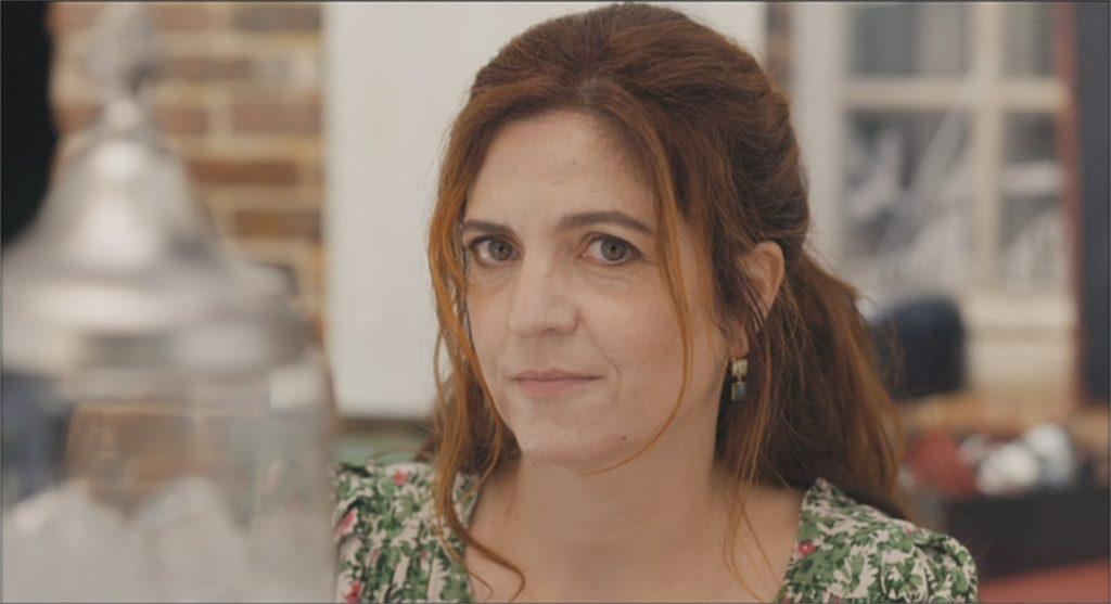 """Agnès Jaoui dans """"Comme un avion"""""""