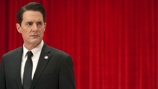 """Kyle MachLachlan dans la saison 3 de """"Twin Peaks"""""""