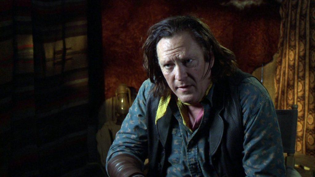 """Michael Madsen dans """"Les Huit salopards"""""""