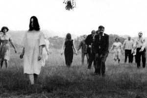 George A. Romero et la figure du zombie moderne au cinéma