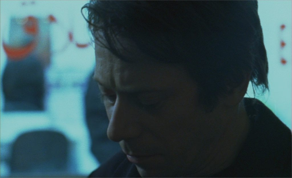"Mathieu Amalric dans ""La Question humaine"""