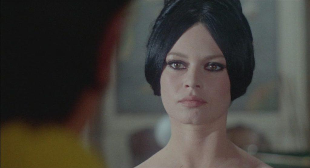 """Brigitte Bardot dans """"William Wilson"""""""
