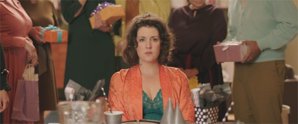 "Melanie Lynskey dans ""The Birthday Party"""