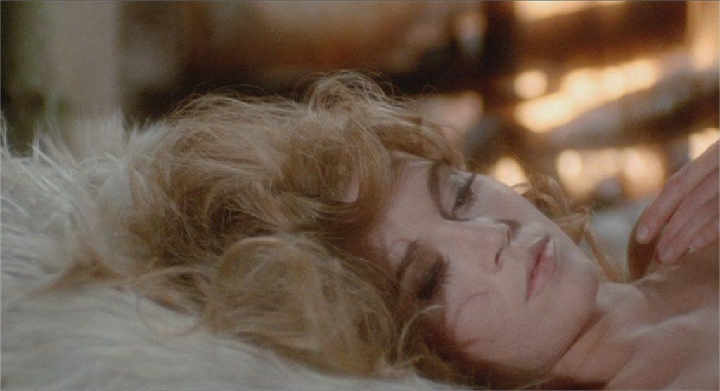 """Jane Fonda dans """"Metzengerstein"""""""