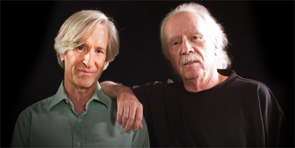 Mick Garris et John Carpenter