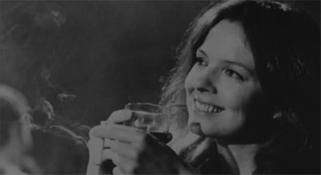 "Diane Keaton dans ""Looking for Mr. Goodbar"""