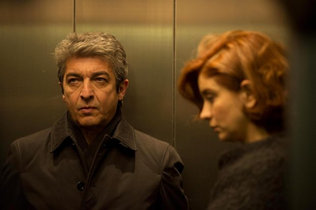 "Ricardo Darín et Érica Rivas dans ""El Presidente"""