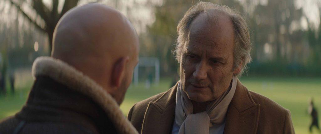 """Franck Gastambide et Hippolyte Girardot dans """"La Surface de réparation"""""""