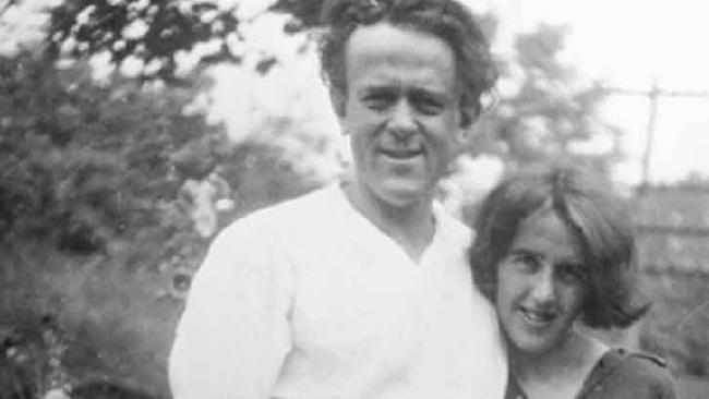 John Reed et Louise Bryant