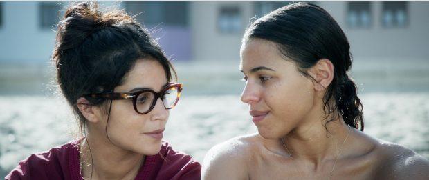 "Leïla Bekhti et Zita Hanrot dans ""Carnivores"" (film, 2018)"