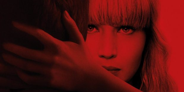 """Red Sparrow"" avec Jennifer Lawrence"