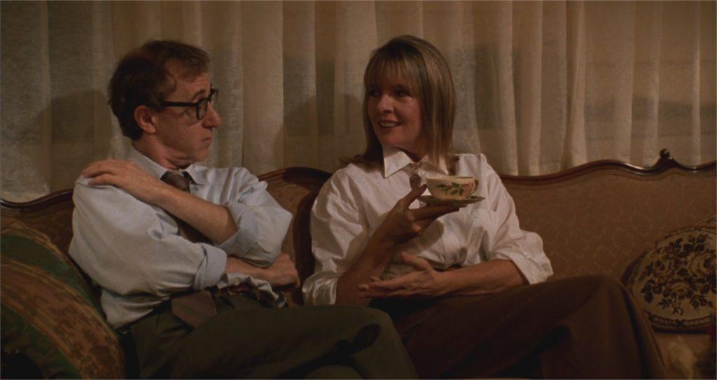 """Woody Allen et Diane Keaton dans """"Meurtre mystérieux à Manhattan"""""""