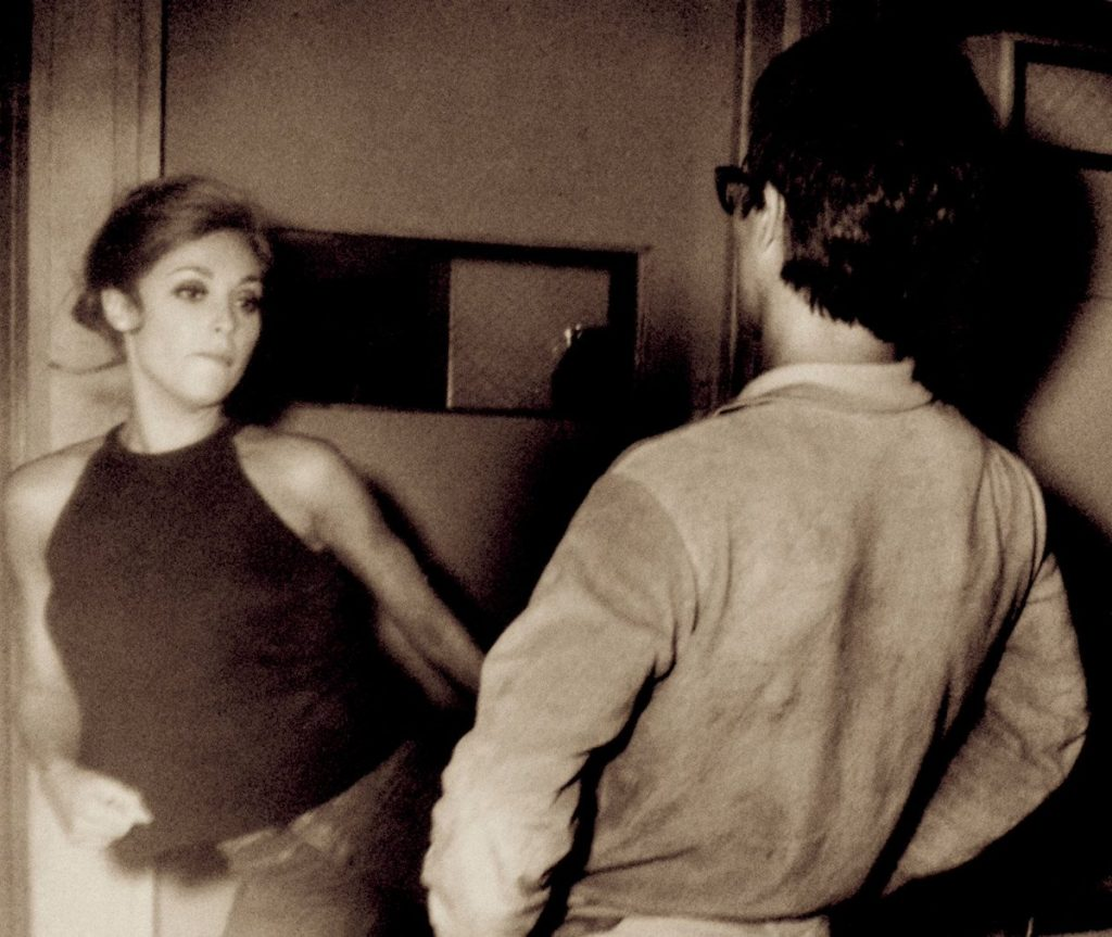 Sharon Tate et Bruce Lee