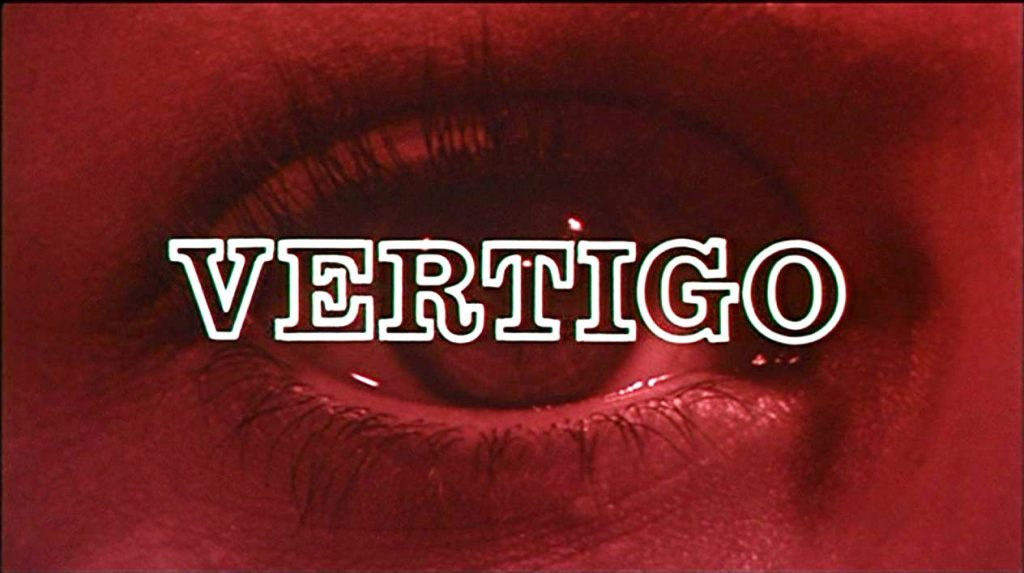 Vertigo, générique de Saul Bass