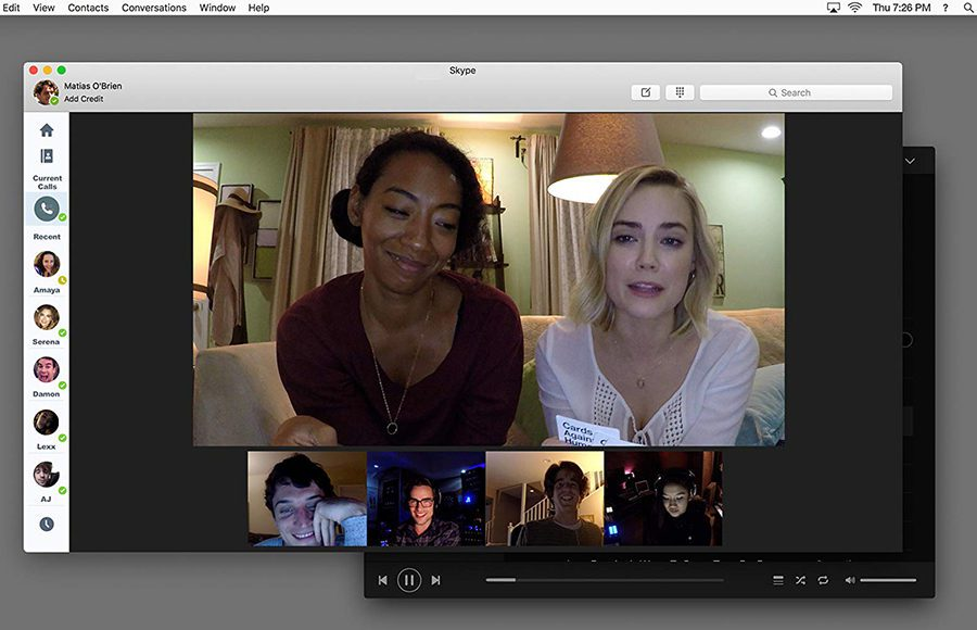 Unfriended: darkweb