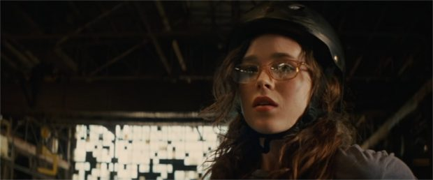 "Ellen Page dans ""Bliss"" (""Whip It"")"