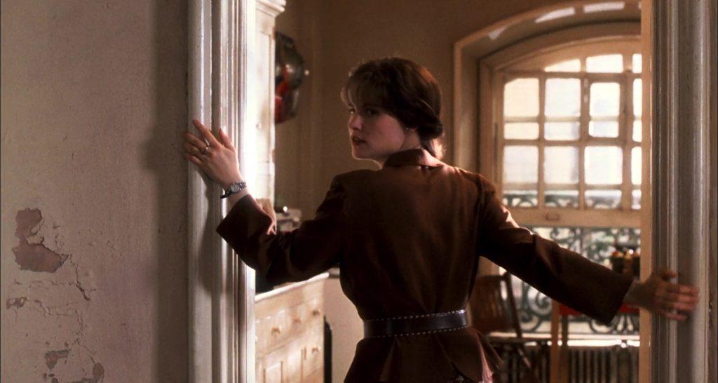"""Jennifer Jason Leigh dans """"JF partagerait appartement"""""""