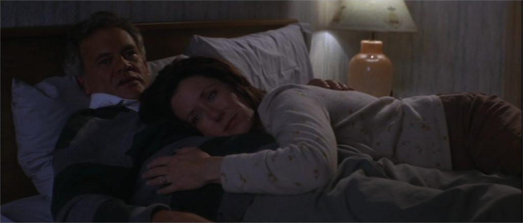"Mary McDonnell et Holmes Osborne dans ""Donnie Darko"""