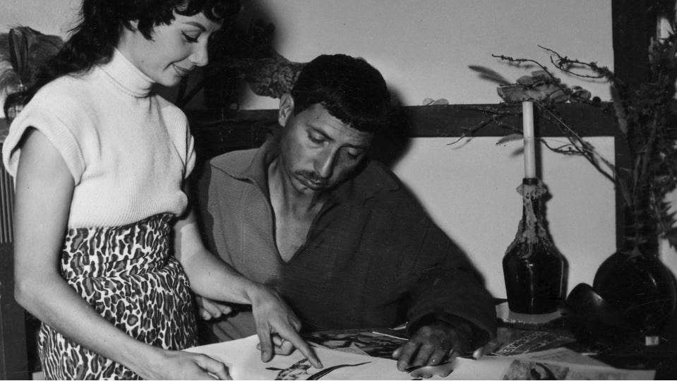 Alika Lindbergh et Bernard Heuvelmans