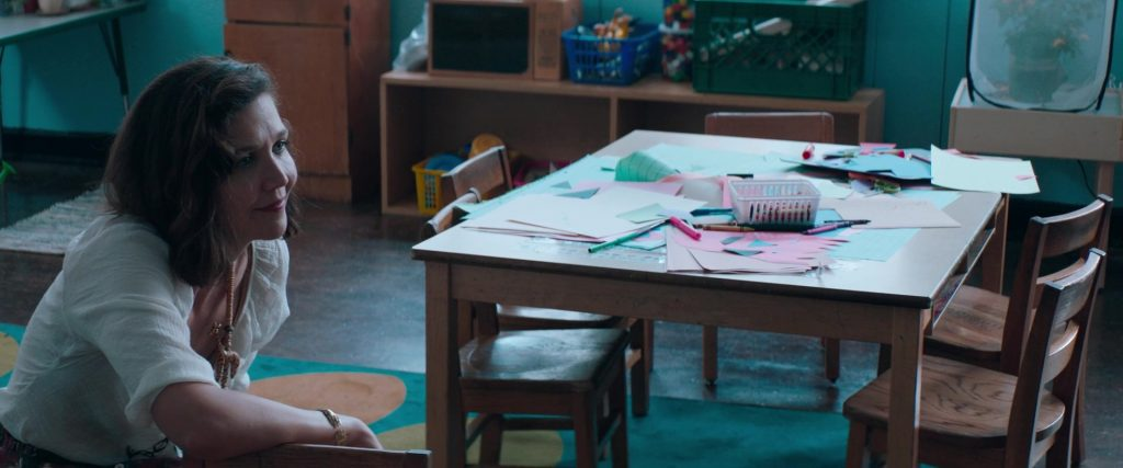 "Maggie Gyllenhaal dans ""The Kindergarten Teacher"""