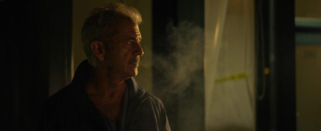 """Mel Gibson dans """"Dragged Across Concrete"""" (""""Traîné sur le bitume"""")"""
