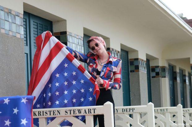 Kristen Stewart à Deauville